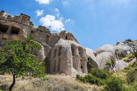cappadocia: Pigeon valley,(cappadocia,Turkey) Stock Photo