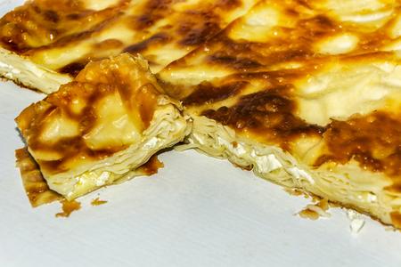 Su boregi, turkish cuisine delicious food