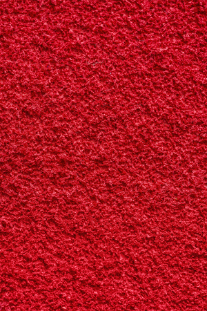 Red Ethylene Vinyl Acetate(EVA) foam material surface seamless background and texture
