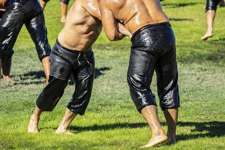 Traditional Turkish Oily Wrestling Championship
