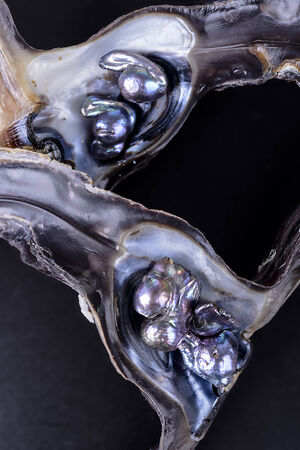 Baroque pearls photo