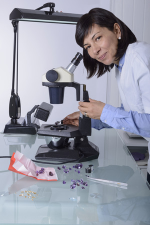 Gemology or gemmology is the science dealing with natural and artificial gems and gemstones
