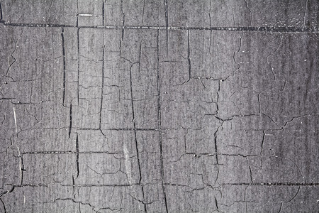 Black background texture of tar and dirty and scratched resin. Archivio Fotografico