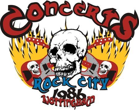 rock city  Vector