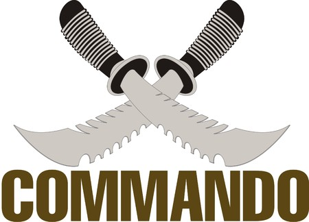 guardsman: commando