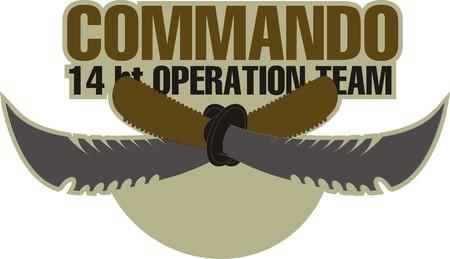 guardsman:  commando operation team