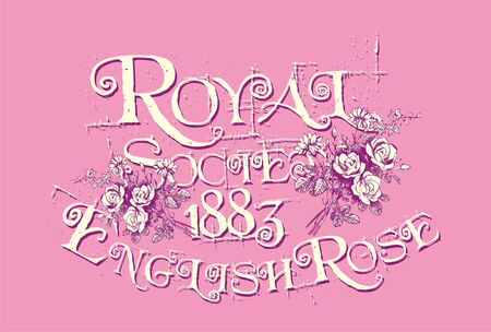 royal rose  Vector