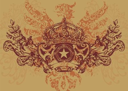 star frame  Illustration