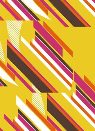 yellow line:  yellow line  Illustration