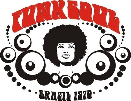 funk soul Stock Vector - 6242785