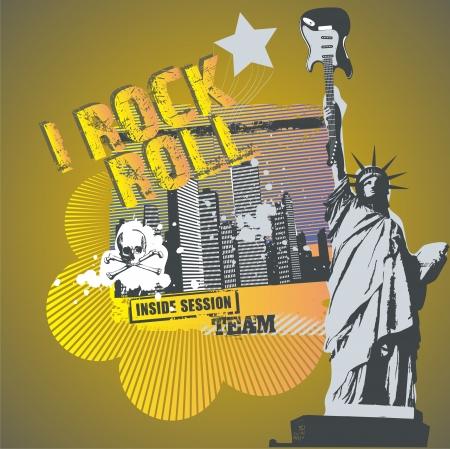 rockn roll liberty