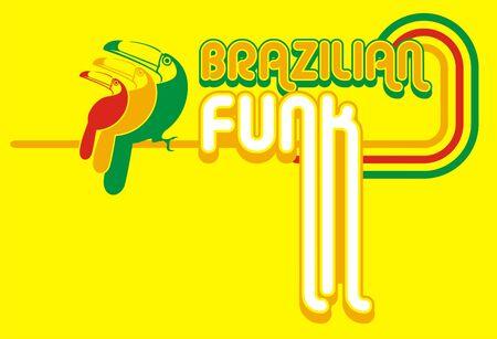 brazilian funk bird