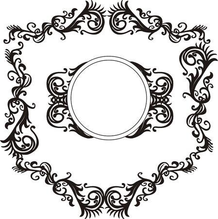 dessin tribal: conception tribale