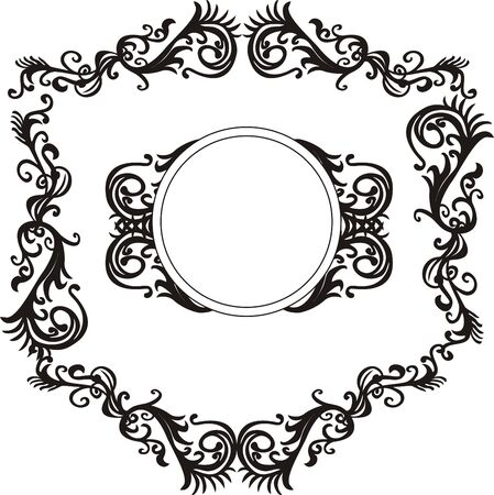 tribal design Vector