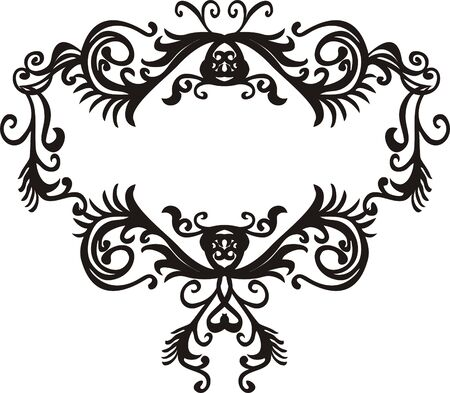tribal design Stock Vector - 9875173
