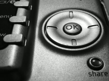 Compact digital camera Stok Fotoğraf