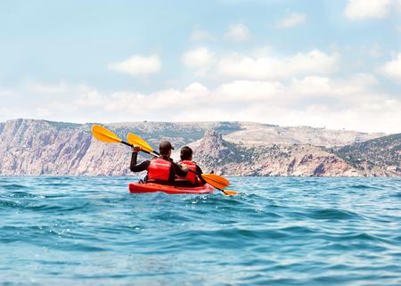 ocean kayak: kayak de mar