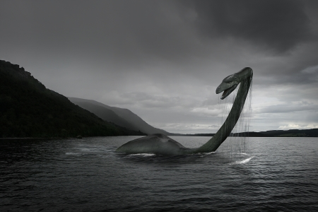 ness:  Loch Ness Monster
