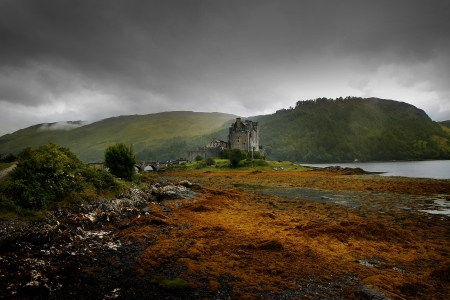 Eilean Donan Castle, Scotland  Highlands