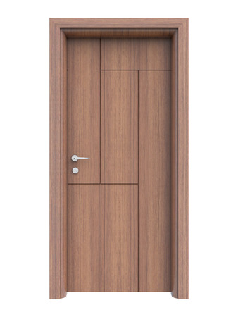 3ds: interior door 11 brown