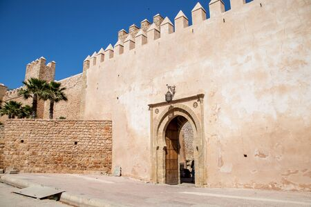 authentic architecture of Morocco