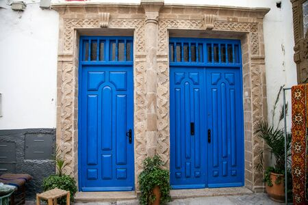 streets and doors of Morocco