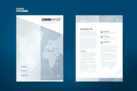 catalog: Catalog for Europe. Catalog Design. Cover Catalog design. Cover Catalog template. Catalog template. Catalog vector layout.