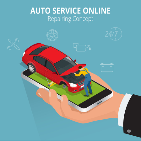 Online Car Shop
