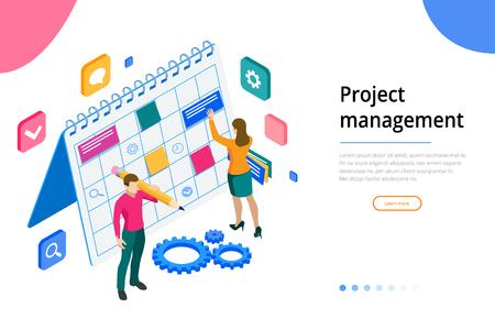 Responsable de proyecto isométrico actualización de tareas y planificación de avance de hitos. Gestión de la organización del planificador de calendario y programación semanal