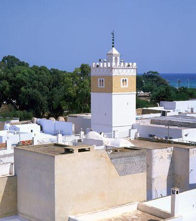 minaret: Moslem minaret