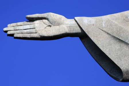 Corcovado Christus Erlöser in De Janeiro Brasilien