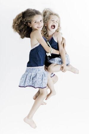 Expressive Kids Stock Photo - 5977876