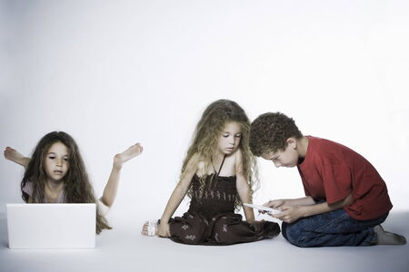 Expressive Kids Stock Photo - 5977806