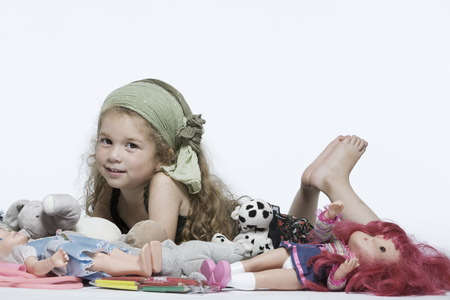 Expressive Kids Stock Photo - 5977916