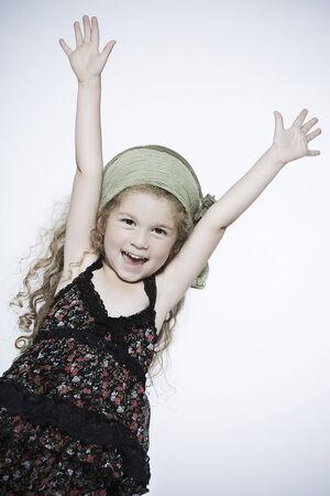 Expressive Kids Stock Photo - 5977975