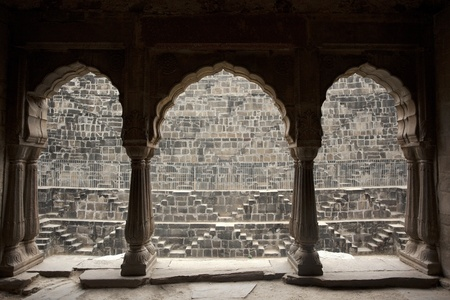 chand baori: in rajasthan state in indi LANG_EVOIMAGES
