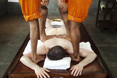 kovalam: in Kerala state indi