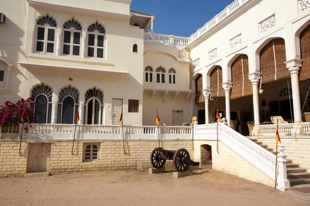 fort of Mandawa rajasthan state in indi Stock Photo - 9823819