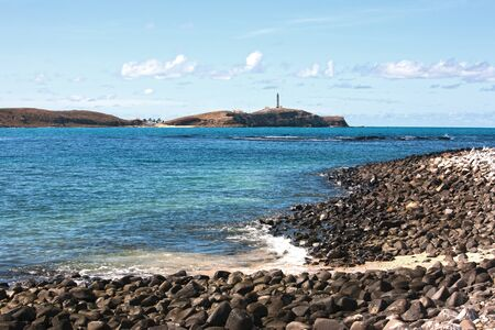 view of the national park of the Abrolhos island bahia state brazil Stock Photo - 10435430