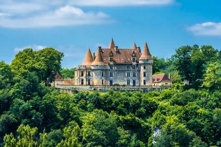 chateau de Marzac perigord tursac dordogne perigord France
