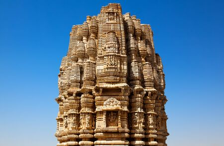 chittorgarh fort: inside the Chittorgarh fort aera in rajasthan state in india Editorial