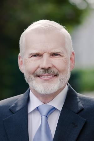 caucasian senior businessman portrait positivity smile