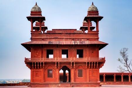 Fatehpur Sikri in Agra in uttar pradesh state in indi