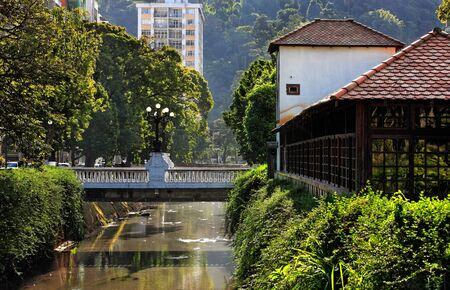rio de janeiro: ancient imperial city of petropolis in rio de janeiro state in brazil