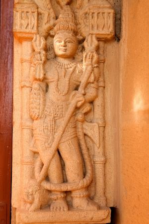 jain: jain temple of amar sagar near jaisalmer in rajasthan state in india Stock Photo
