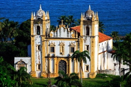carmo church in olinda near recife pernambuco state brazil