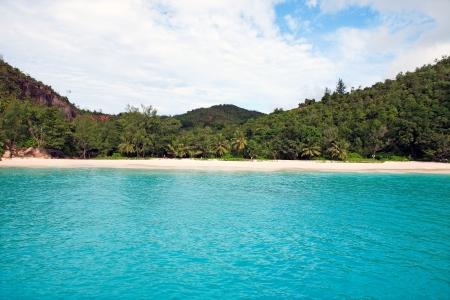 seychelles: bay of anse lazio praslin seychelles islands