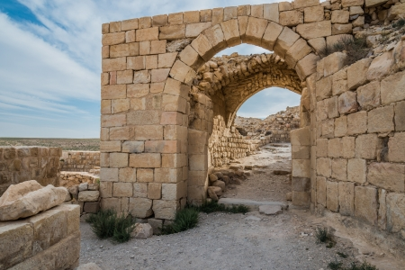 crusader: shobak crusader castle fortress Jordan middle east