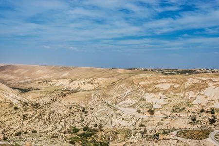 panoramics: shobak crusader fortress Jordan middle east