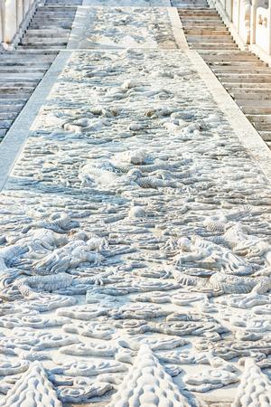carriageway: marble carriageway